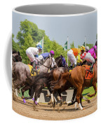 A Day At The Races Coffee Mug