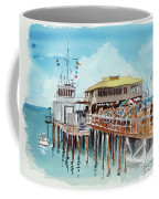A Day At The Shore Coffee Mug