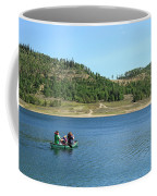 A Day In A Canoe Coffee Mug