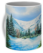 A Day In Tuckerman's Coffee Mug