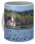 A Day In Wallace Coffee Mug