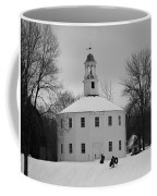 A Day On The Hill Coffee Mug