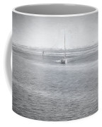 A Day On The Water Coffee Mug