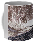 A Different World #1. Groove Of Trees Coffee Mug
