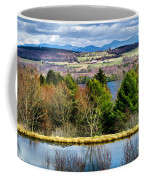 A Distant Jay Peak Coffee Mug