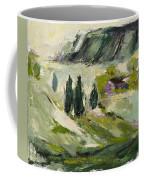 A Distant Rim Coffee Mug