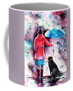 A Dog's Best Friend Coffee Mug
