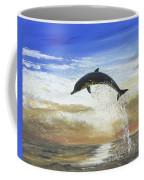 A Dolphin's Life Coffee Mug