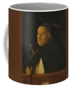 A Dominican With The Attributes Of Saint Peter Martyr Coffee Mug