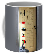 A Door About Family Coffee Mug