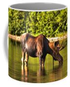 A Drink At Fishercap Coffee Mug