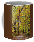 A Drive Through The Park Coffee Mug
