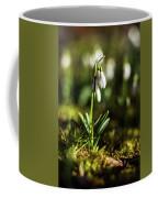 A Drop Of Spring Coffee Mug