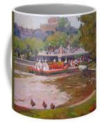 A Duck's View Coffee Mug