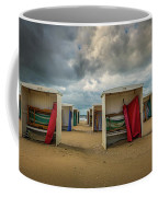 A Dutch Summer At The Beach Coffee Mug