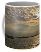 A Evening With Hudson River Coffee Mug