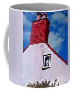 A Face At The Window Coffee Mug