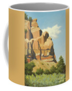 A Face In New Mexico Coffee Mug