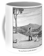 A Feeble Adventurer Coffee Mug