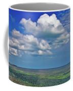 A Few Clouds In Keywest Coffee Mug