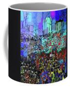 A Field Of Flowers Coffee Mug
