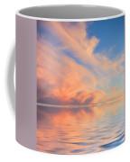 A Fiery Horizon Coffee Mug