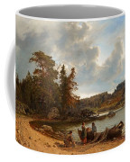 A Finnish Seascape Coffee Mug
