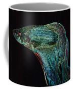 A Fish Called Poe 2 Coffee Mug