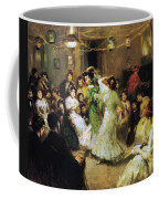 A Flamenco Party At Home Coffee Mug