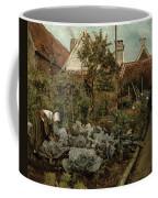 A Flemish Garden Coffee Mug
