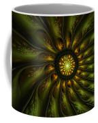 A Floral Feeling Coffee Mug