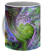 A Flower In The Sound Of Wind  Coffee Mug