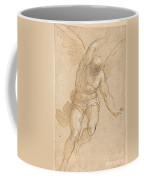 A Flying Angel Coffee Mug