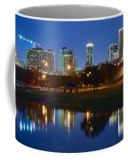 A Fort Worth Night Coffee Mug