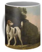 A Foxhound Coffee Mug