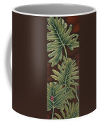 A Frog On A Philodendron Coffee Mug