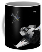A Future Generation Space Shuttle Coffee Mug