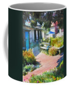 A Garden In Harmony Coffee Mug