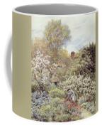 A Garden In Spring Coffee Mug