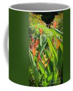A Garden Paradise Coffee Mug