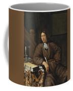 A Gentleman At His Desk Coffee Mug
