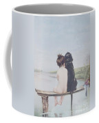 Bathing Beauties By Bruno Piglhein Coffee Mug