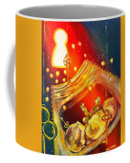 A Glimpse Through The Keyhole Coffee Mug