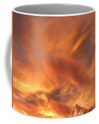 A Glorious Evening Sky Coffee Mug