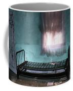 A Glow Where She Slept Coffee Mug