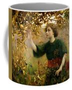 A Golden Dream Coffee Mug