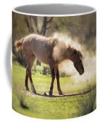 A Good Dust Bath  Coffee Mug
