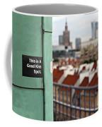 A Good Kiss Spot Coffee Mug