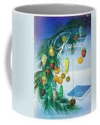 A Gourmet Cover Of Marzipan Fruit Coffee Mug