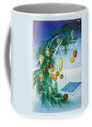 A Gourmet Cover Of Marzipan Fruit Coffee Mug